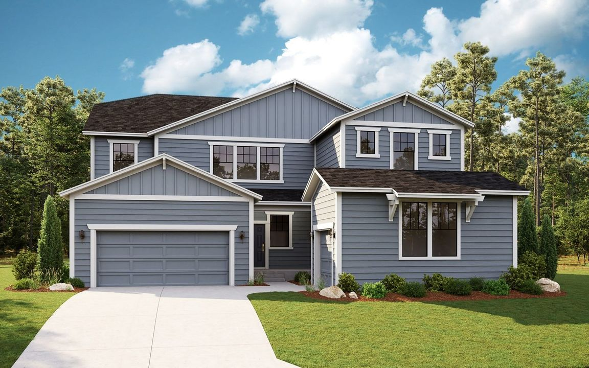 Move In Ready New Home In Independence - Now Selling! Community