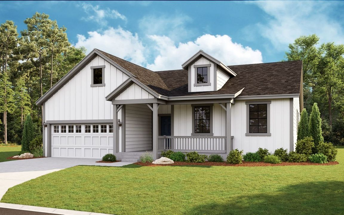 Ready To Build Home In Independence - Now Selling! Community