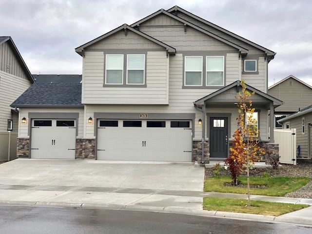 3-Bedroom House In Eagle