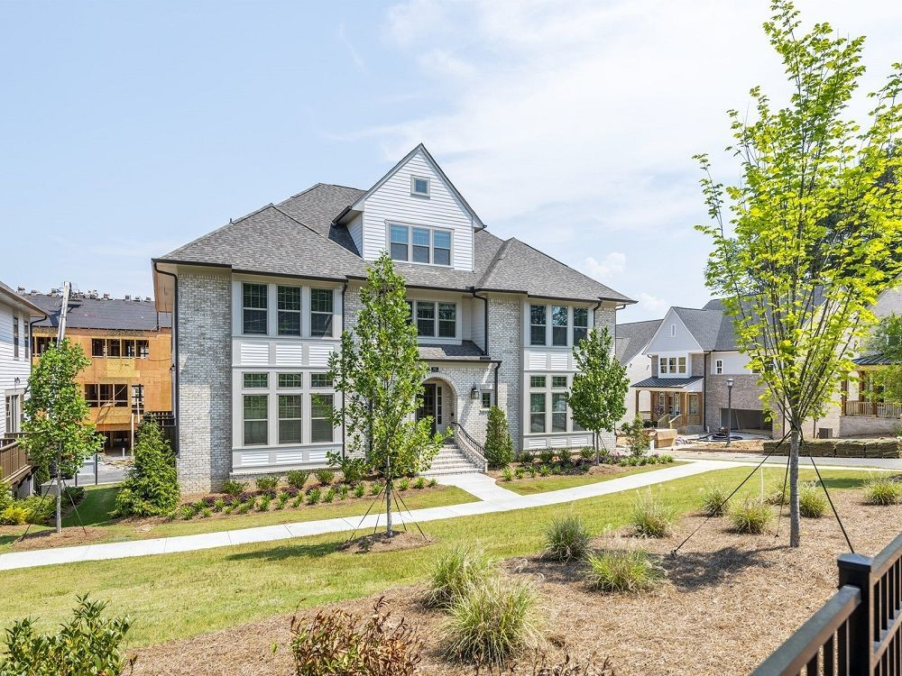 Move In Ready New Home In Halstead Community