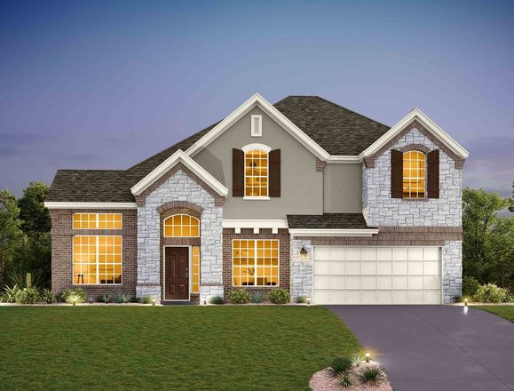 Move In Ready New Home In Provence Community