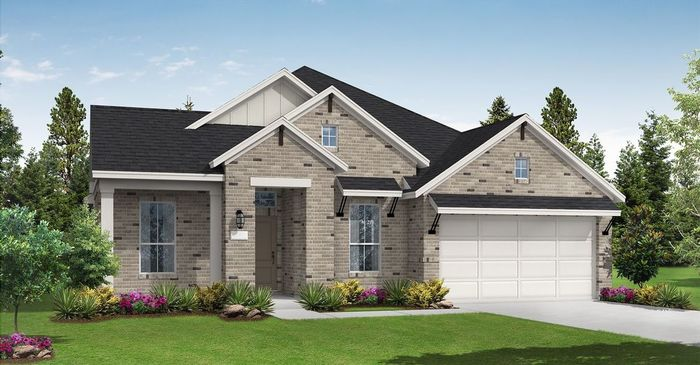 Move In Ready New Home In Carneros Ranch Community