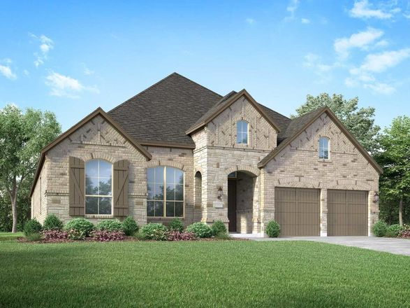 Ready To Build Home In Parten: 65ft. lots Community