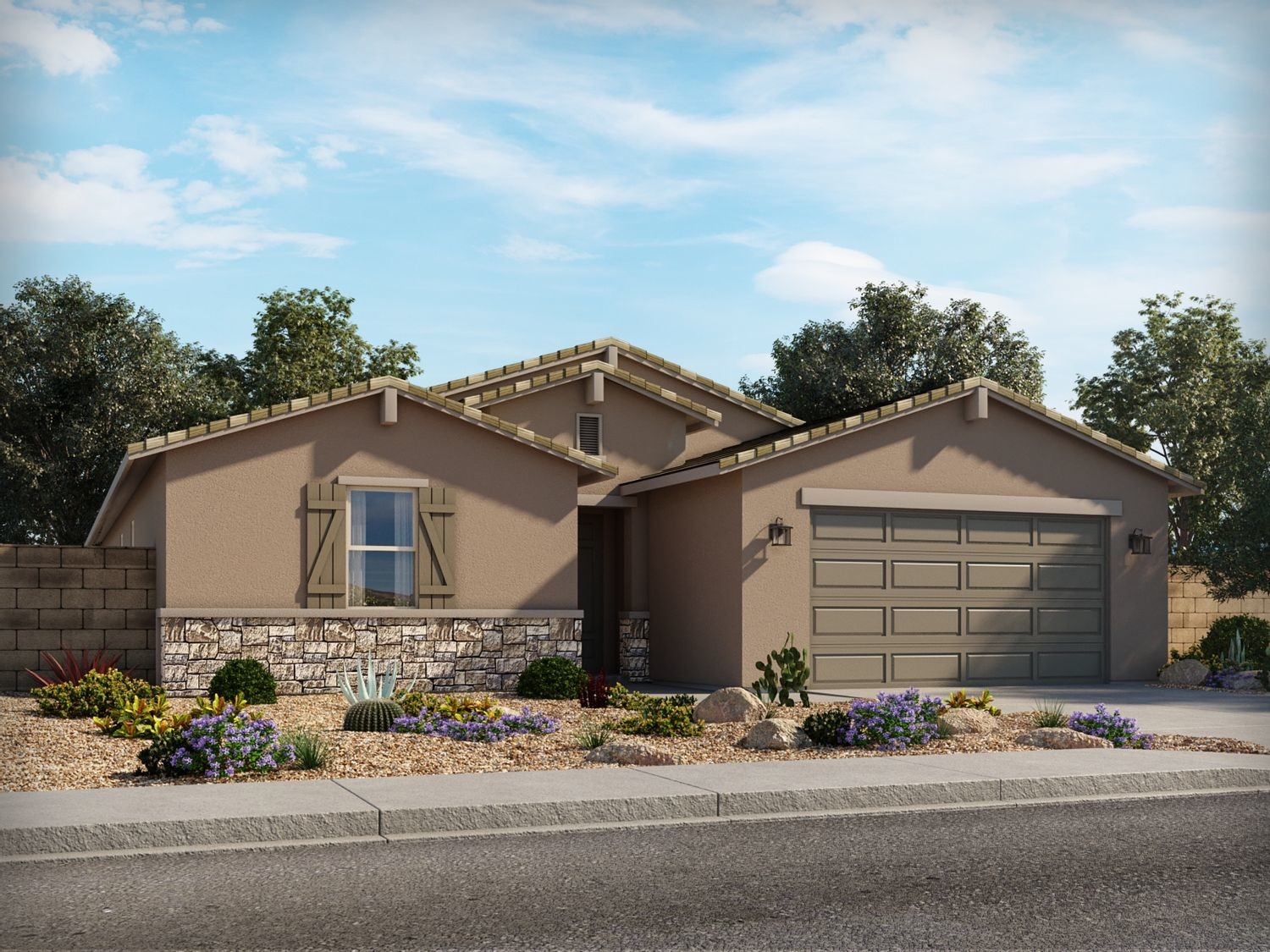 Move In Ready New Home In Archer Meadows - Reserve Series Community