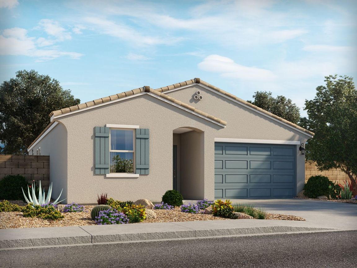 Move In Ready New Home In Archer Meadows - Estate Series Community