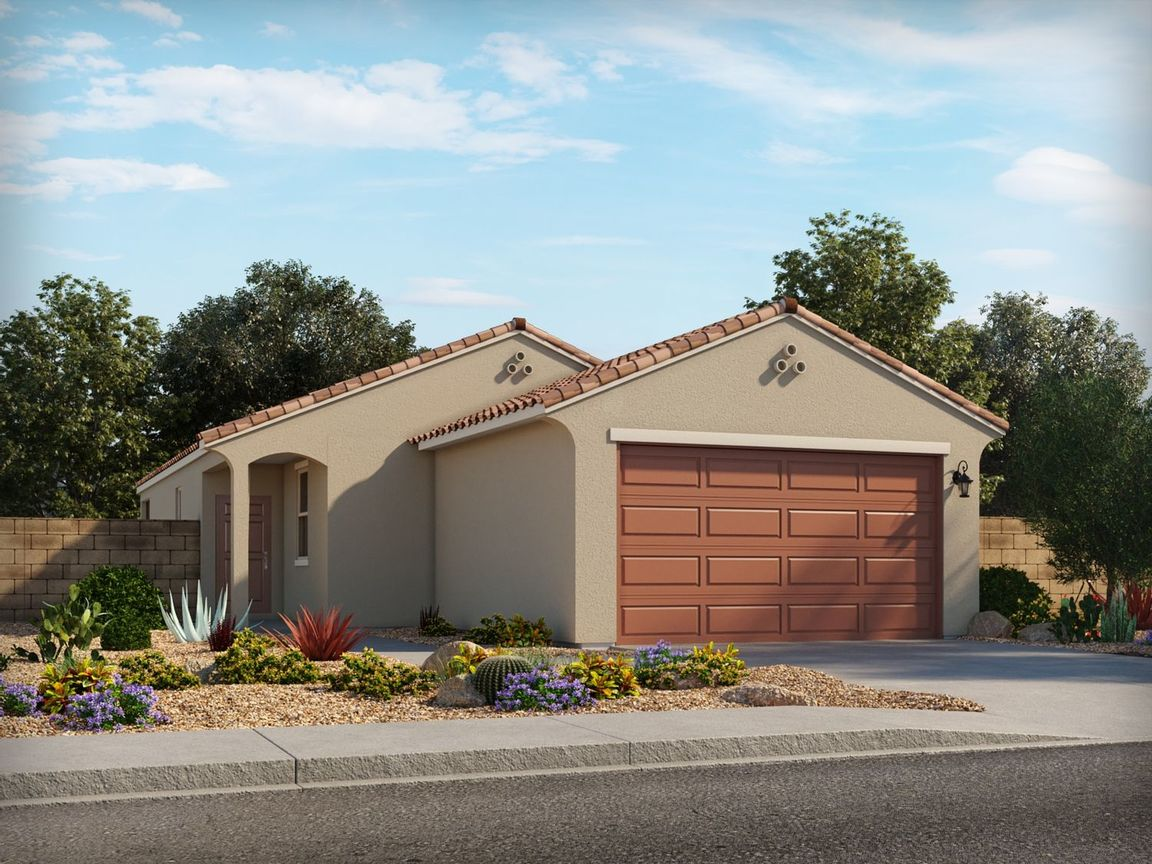 Move In Ready New Home In Archer Meadows - Classic Series Community