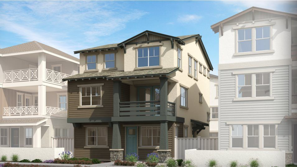 Move In Ready New Home In Bridgeway - Bungalows Community