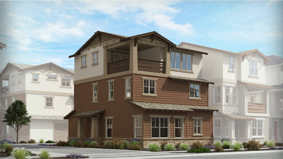Move In Ready New Home In Bridgeway - Cottages Community