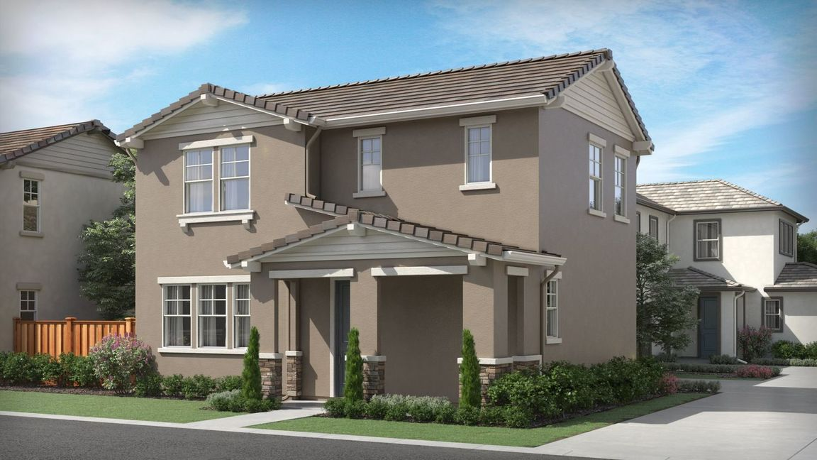 Move In Ready New Home In River Islands - Horizon Community