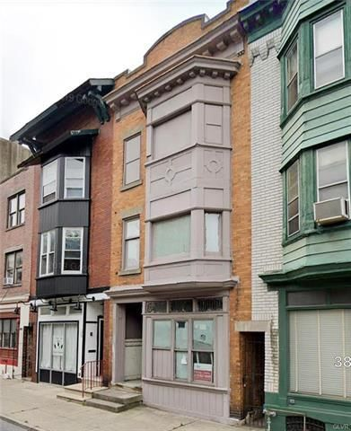 Multi-Family Home In Downtown Allentown