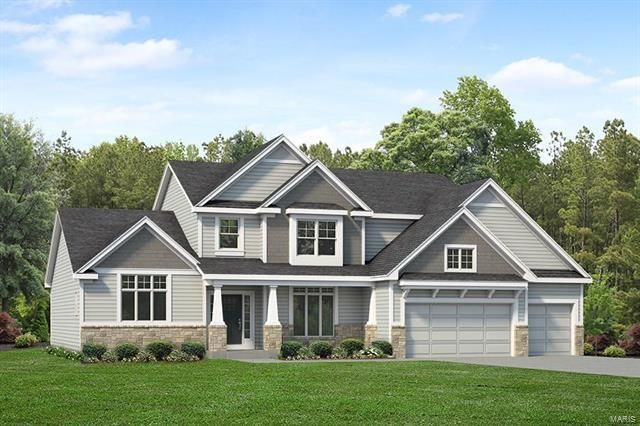 Move In Ready New Home In Inverness Community
