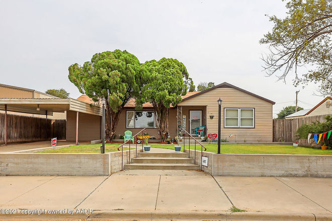 Updated 3-Bedroom House In Fritch