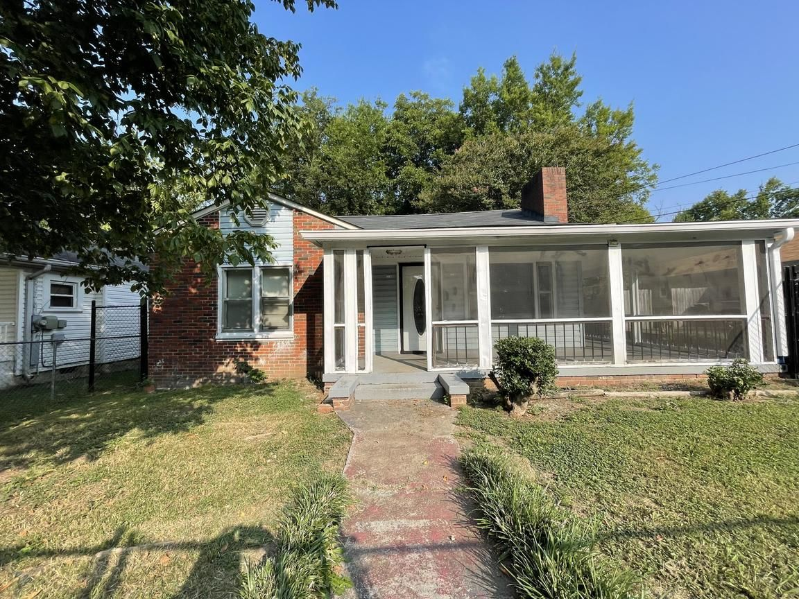 1056 SqFt House In East Chattanooga