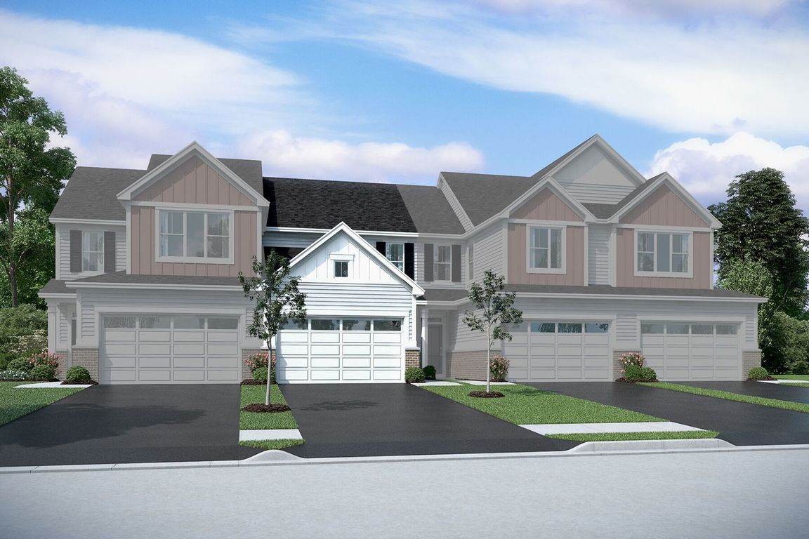 Move In Ready New Home In Gramercy Square Community