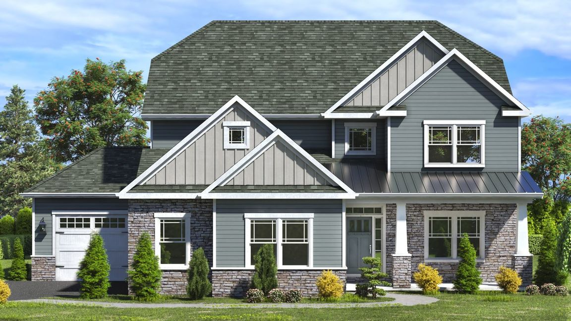 Move In Ready New Home In Justabout Farms Community