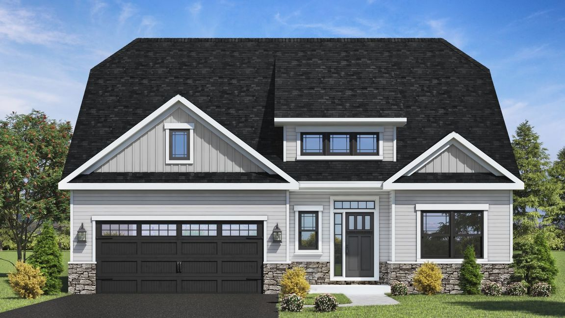 Move In Ready New Home In Wexford Station Community