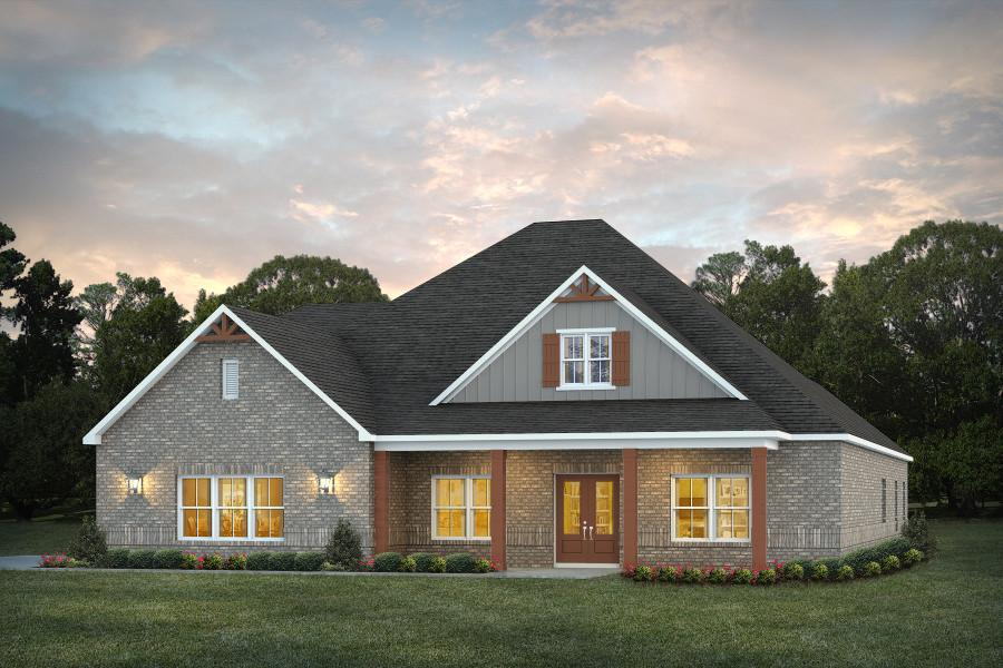 Move In Ready New Home In Charleston Mills Community