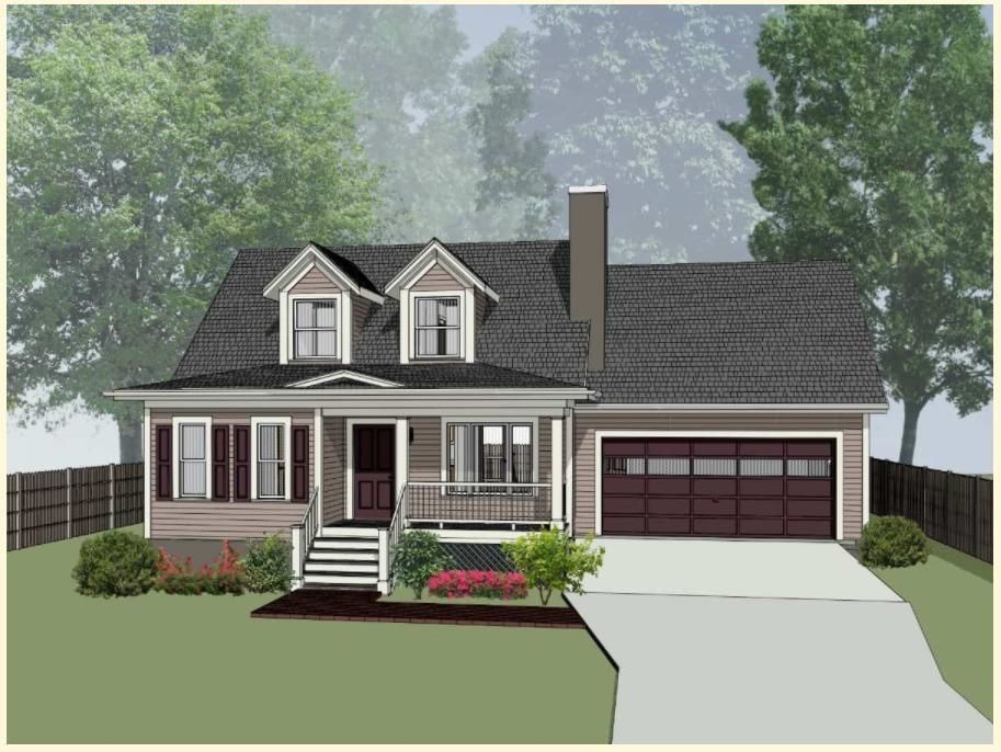 3-Bedroom House In Foxwood Heights