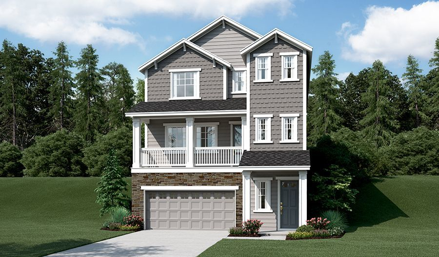Move In Ready New Home In Westridge Community
