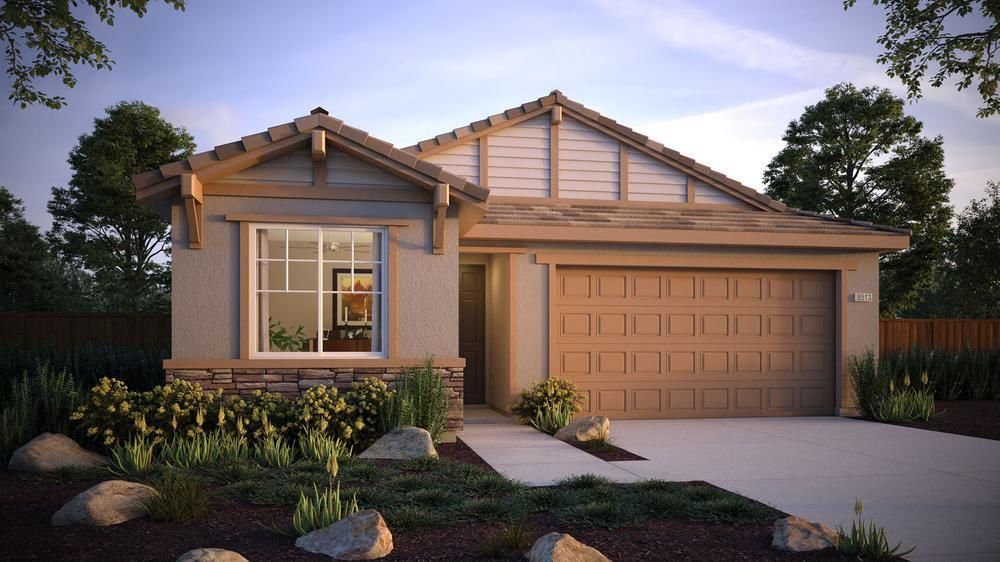 Ready To Build Home In Luca at Aviano Community