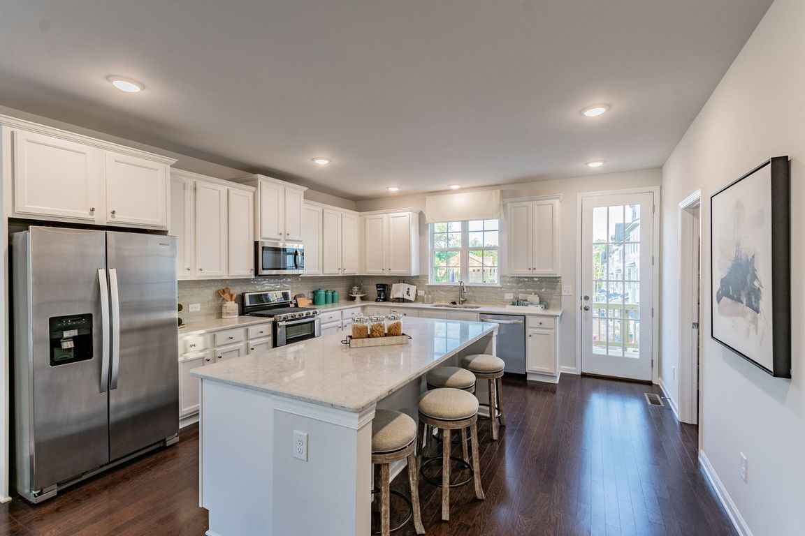 Move In Ready New Home In Carver Hills Community