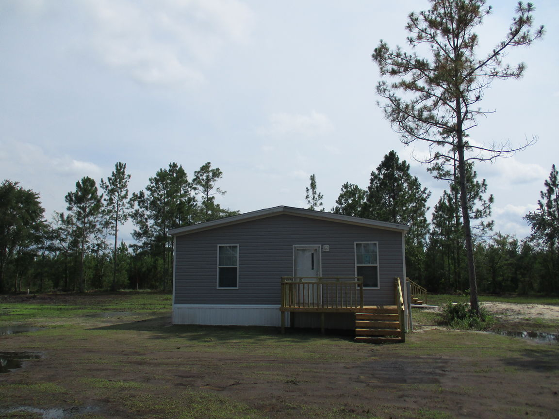 Mobile Home In Folkston