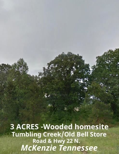 Updated Rural Lot