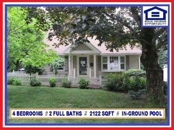 4-Bedroom House In Indian Hill