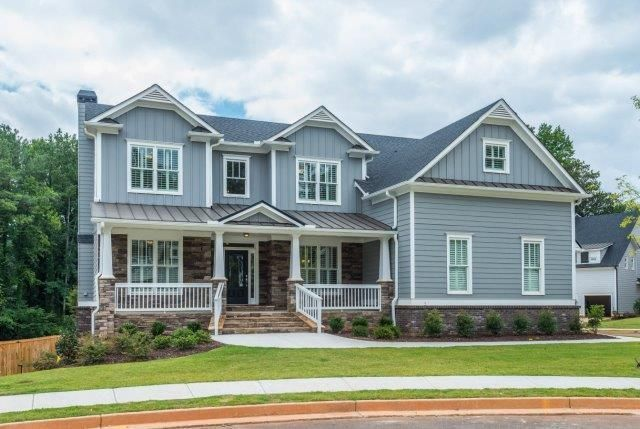 Move In Ready New Home In Nickajack Retreat Community
