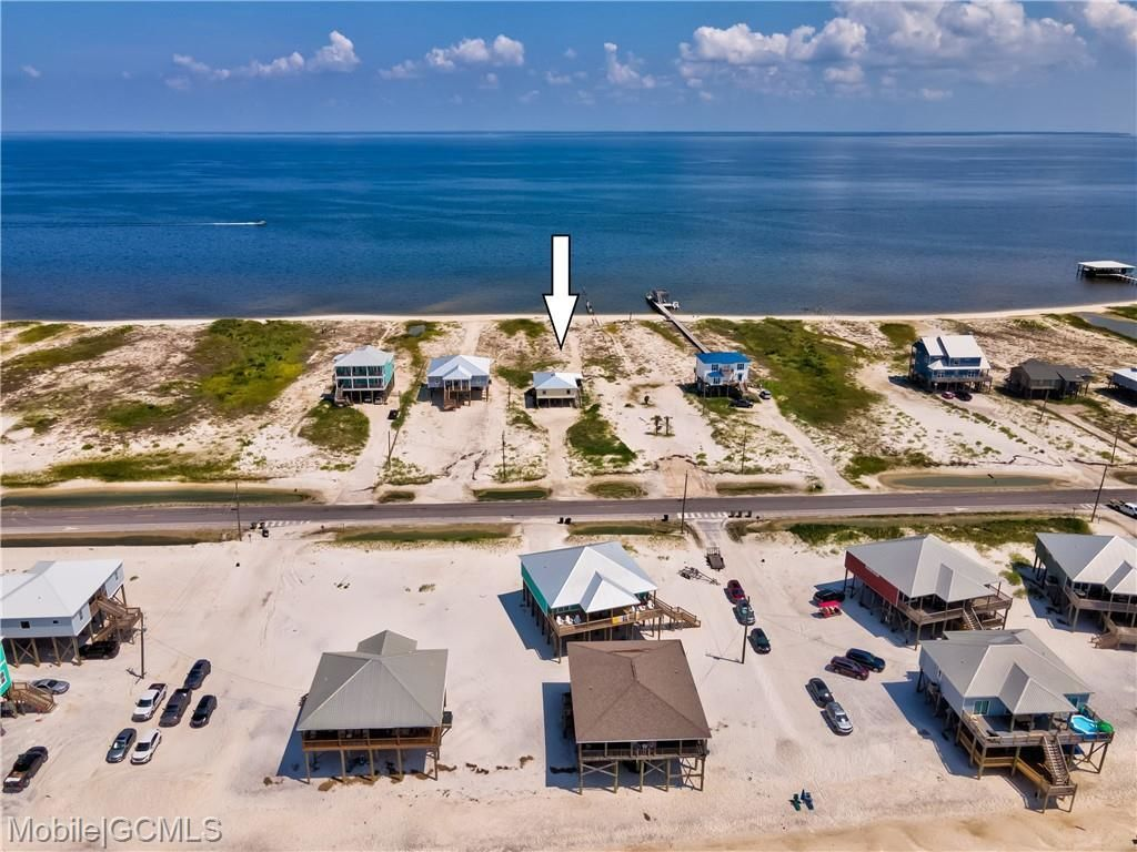 House In Dauphin Island West