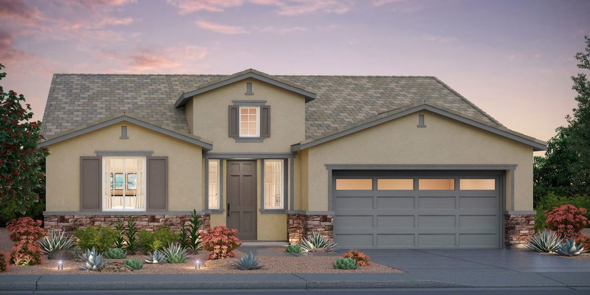 Move In Ready New Home In Amber ll Community
