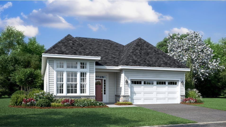 Ready To Build Home In Venue at Monroe - Single Family Homes Community