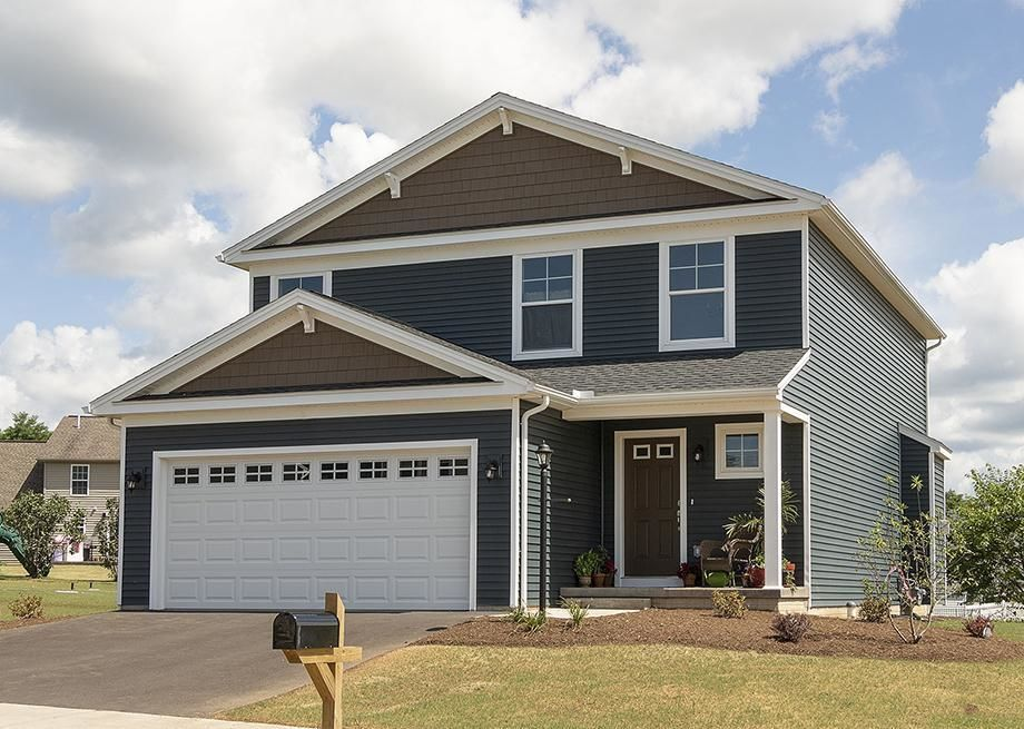 Ready To Build Home In Chesterfield Community