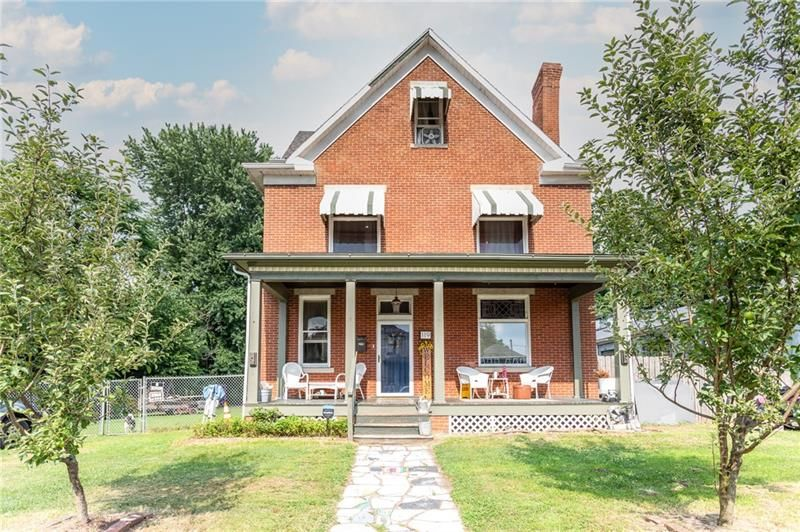 Updated 6-Bedroom House In Connellsville