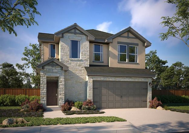Move In Ready New Home In The Meadows at Quick Ranch Community