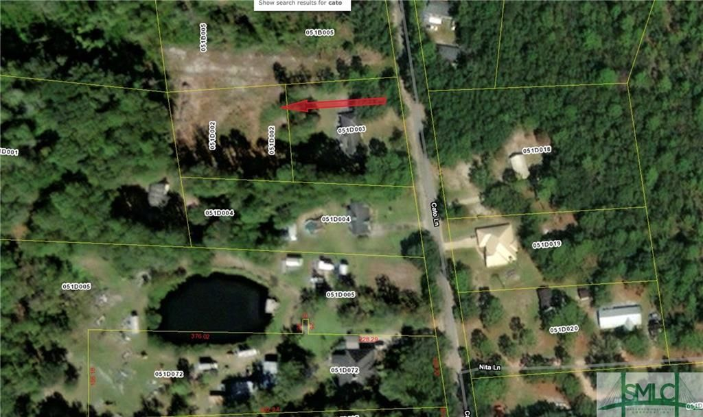 Lot In Walthourville
