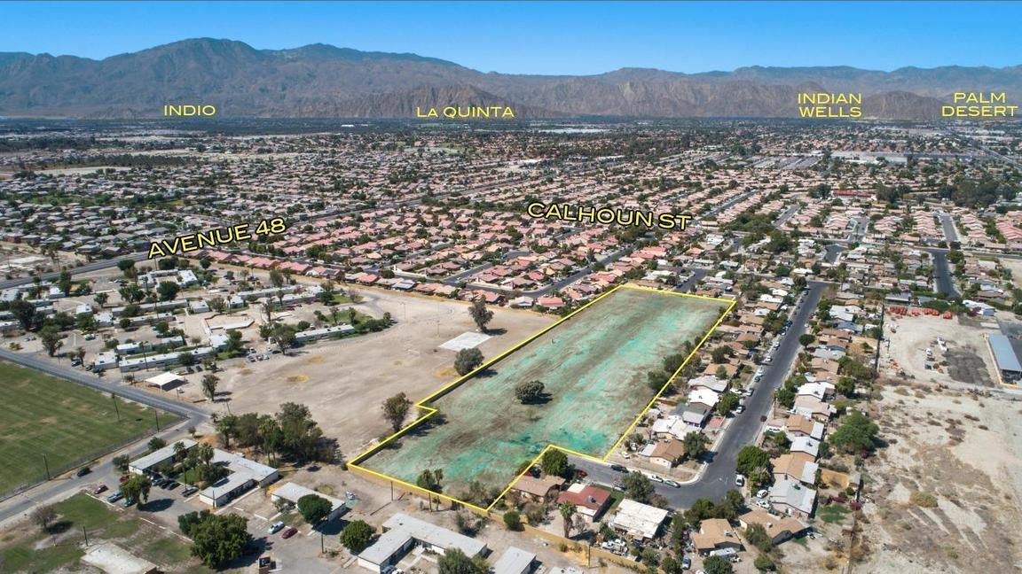 High-End Residential Lot