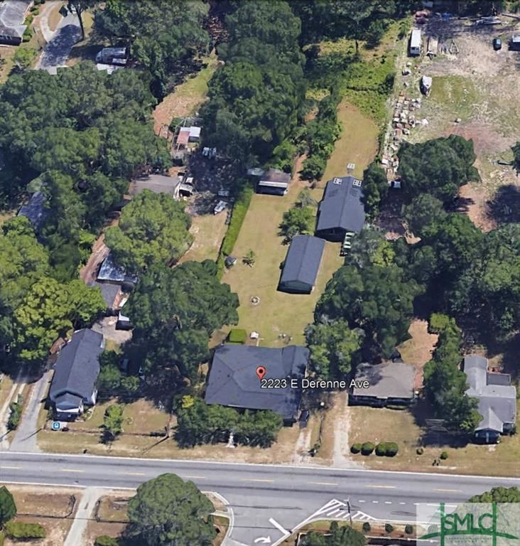 Lot In Brookview Skidaway Terrace Parkview