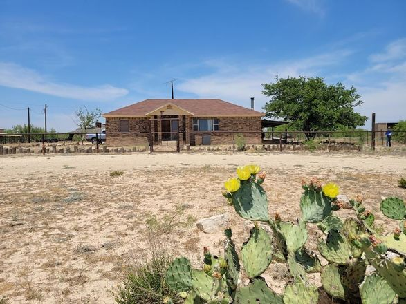 House In McCamey