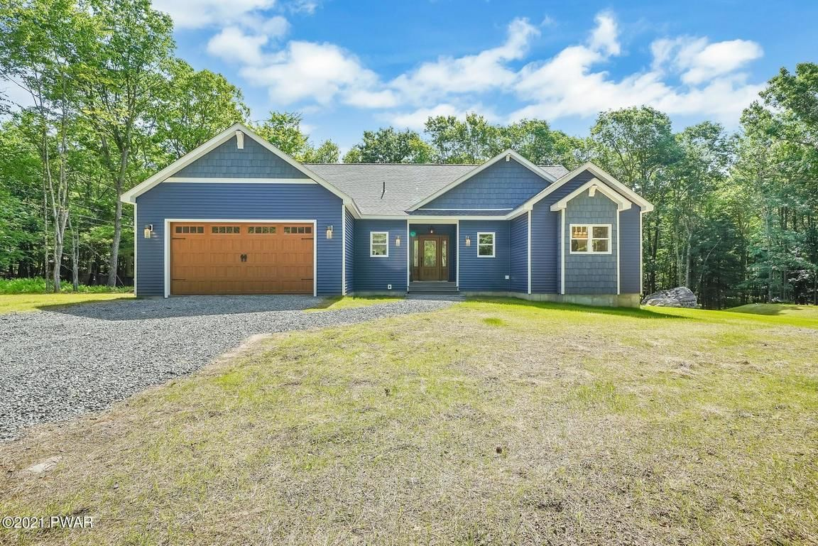 1-Story House In Tafton
