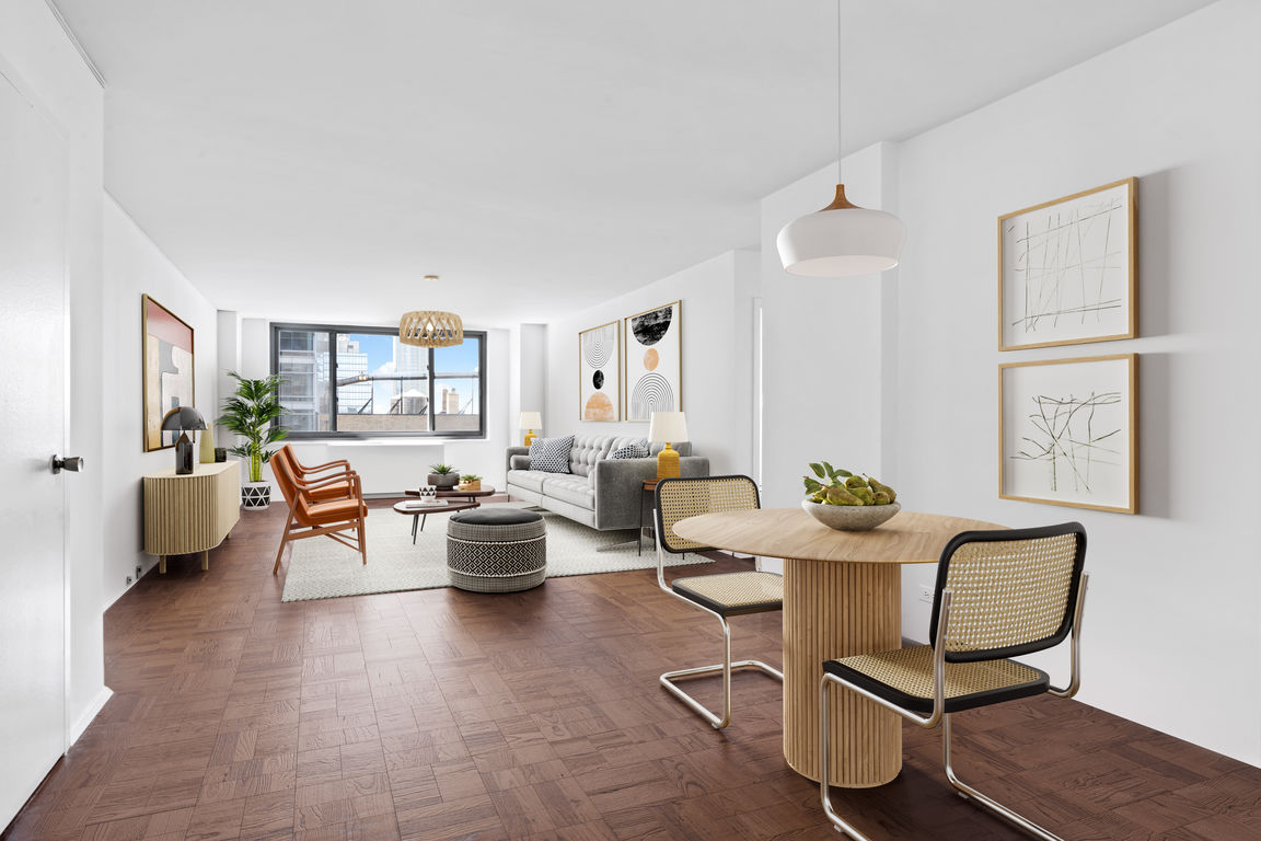 Updated 1-Bedroom House In Upper West Side