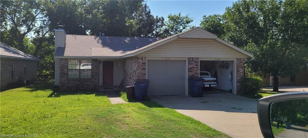 Multi-Family Home In Fort Smith Northside