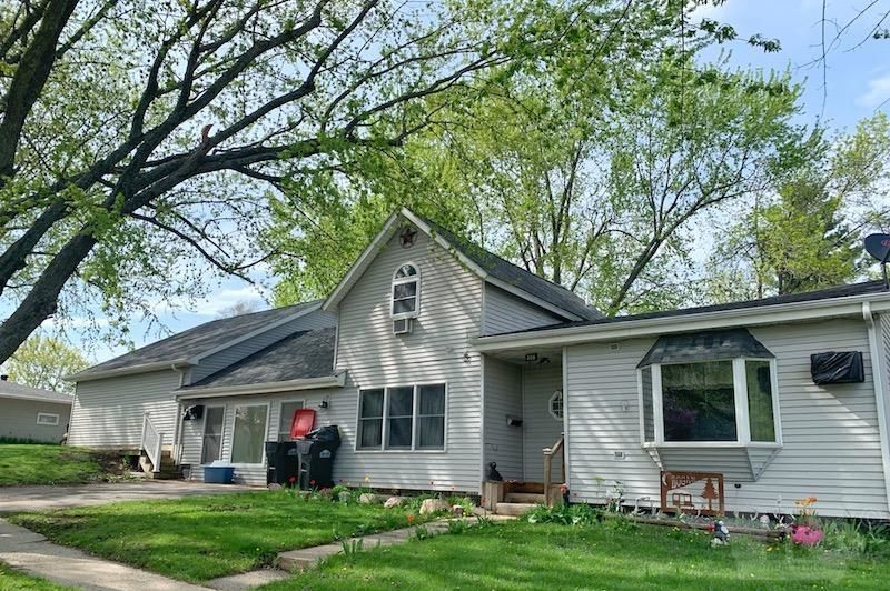 1-Story House In Mount Ayr