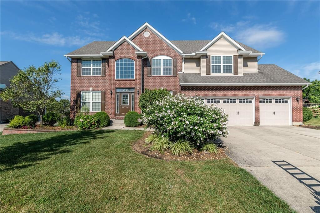 3997 SqFt House In The Reserves At Hawthorne Hills