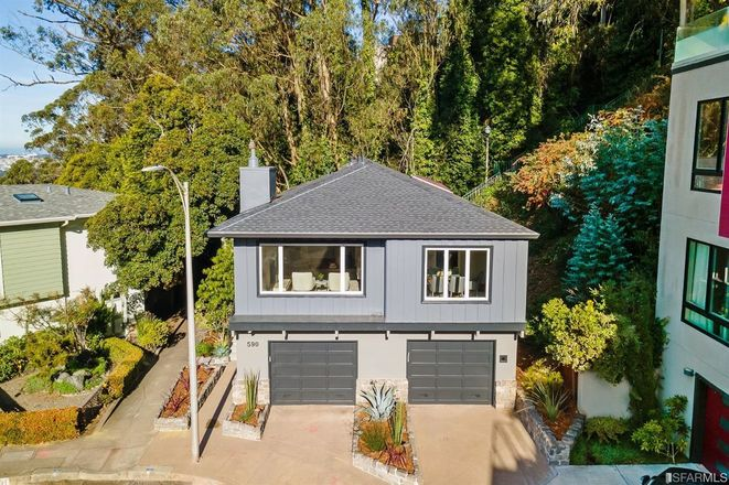 2171 SqFt House In Forest Knolls