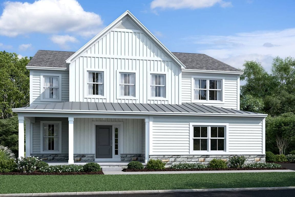 Move In Ready New Home In Farms At Jefferson Community