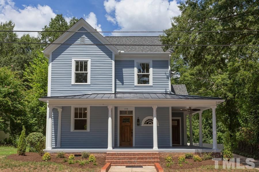 4-Bedroom House In Old North Durham