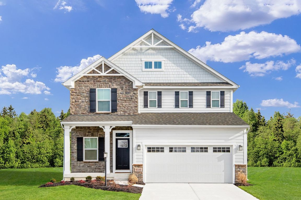 Move In Ready New Home In Estates at Willow Brook Community