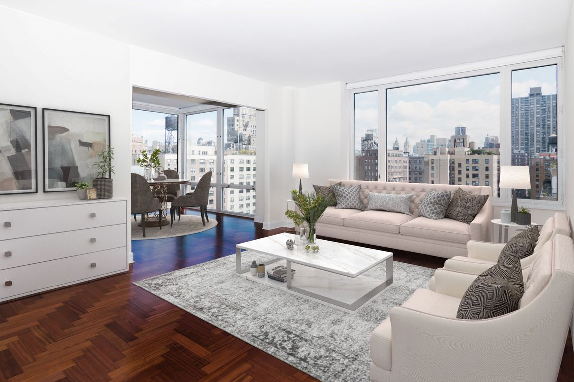Upscale 1-Bedroom House In Upper West Side