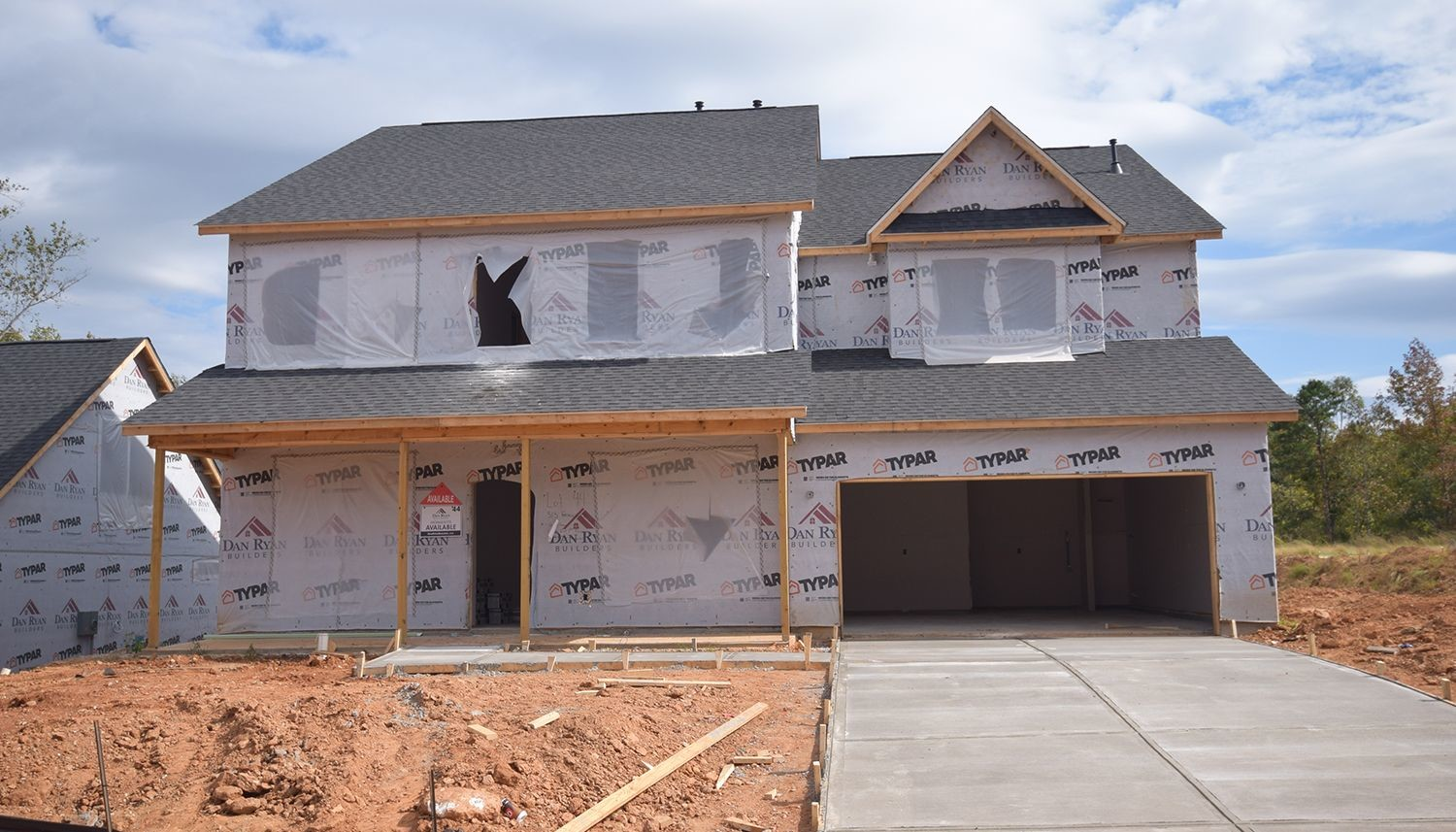 Move In Ready New Home In Anderson Grant Community
